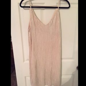 Gold One Clothing Dress